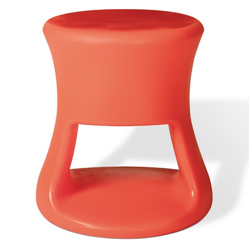 Offi Tiki Stool in Orange