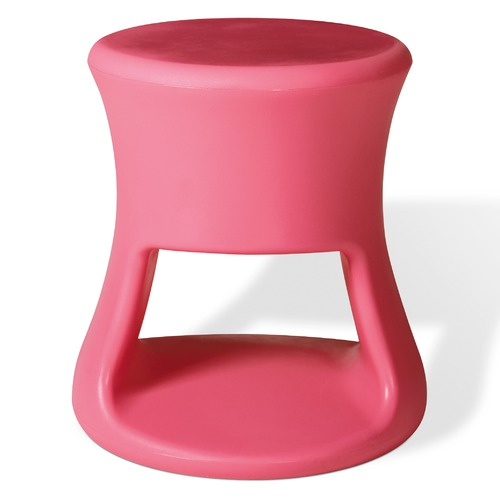 Offi Tiki Stool in Pink