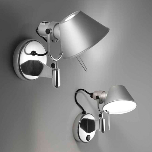 Artemide Tolomeo LED Wall Spot Light