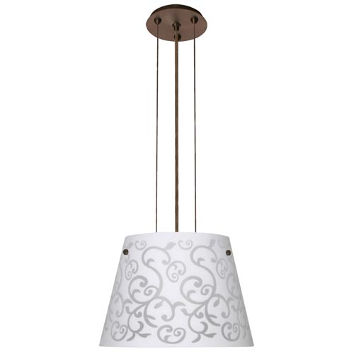 Besa Lighting Amelia 12 Cable Pendant Lamp