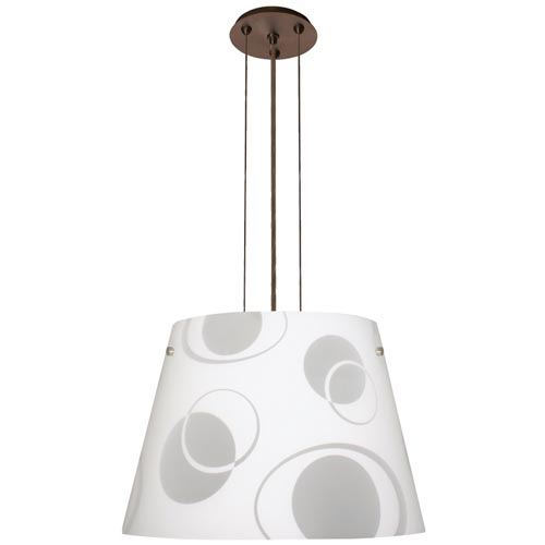 Besa Lighting Amelia 18 Cable Pendant Lamp
