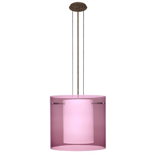Besa Lighting Pahu 12 Cable Pendant Lamp