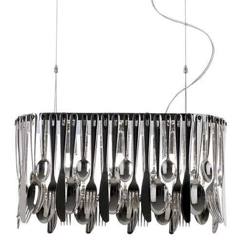 Fabbian Hungry Suspension Light