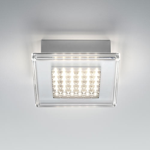Fabbian Quadriled Ceiling or Wall Light
