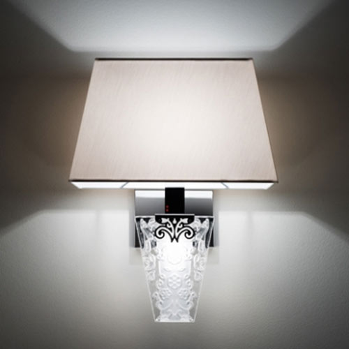 Fabbian Vicky Wall Sconce with Shade