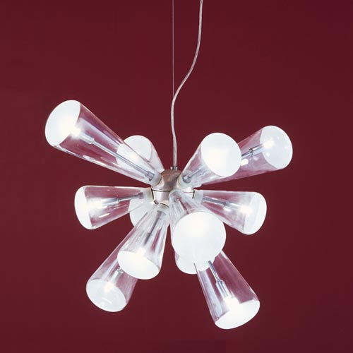 FDV Collection Moody S 12 Light Pendant