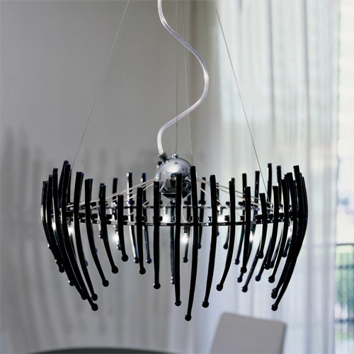 FDV Collection Salome 12 Light Chandelier