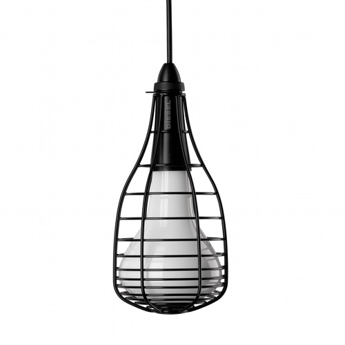 Foscarini Diesel Collection Cage Mic Suspension Lamp