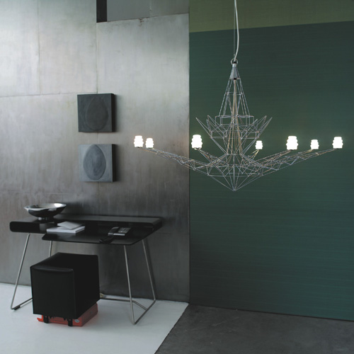 Foscarini Lightweight Chandelier