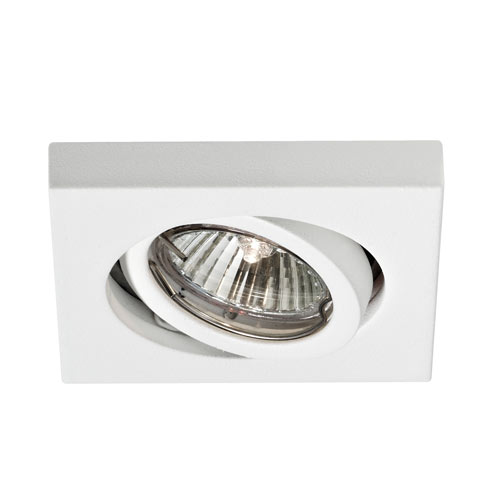Fabbian  Venere - Line Voltage Square Recessed Lighting