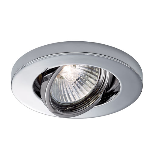 Fabbian  Venere - Low Voltage Round Recessed Lighting