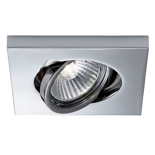 Fabbian  Venere - Low Voltage Square Recessed Lighting