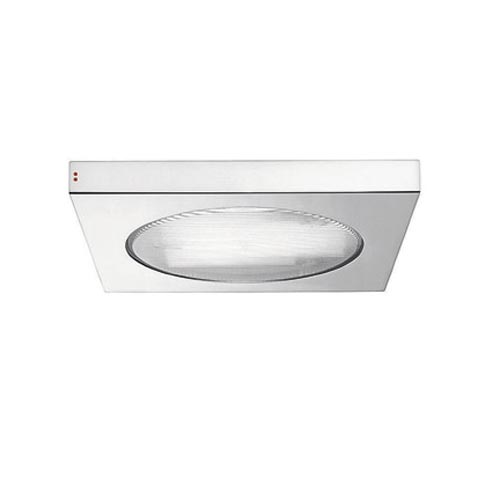 Fabbian Sette W - Square - Recessed Lighting