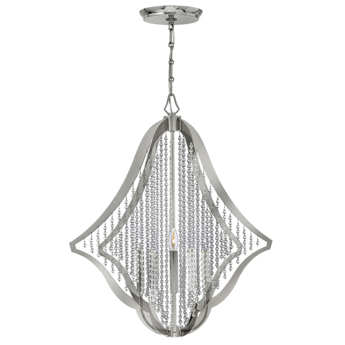 Fredrick Ramond Bijou 5 Light Chandelier